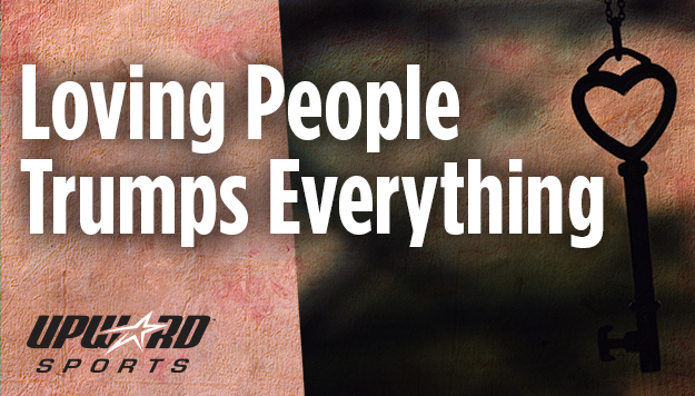 Loving People Trumps Everything - Caz's Corner